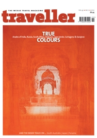 Traveller Magazine - Vol 42, No 2 title