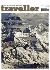 Traveller magazine cover image