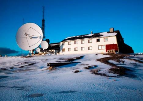 Isfjord Radio, Spitsbergen, Norway