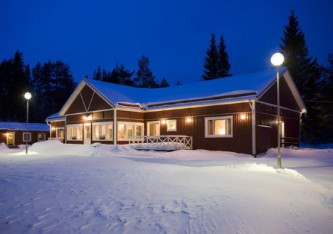 Pine Bay Lodge, Luleå