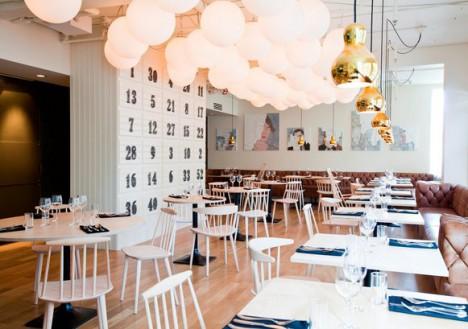 Fjalakotturinn Restaurant, Hotel Reykjavik Centrum, Iceland