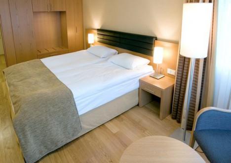 Double Room, Hotel Reykjavik Centrum, Iceland