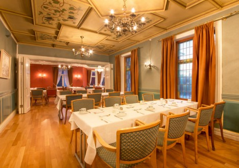 Restaurant, Scandic Ishavshotel