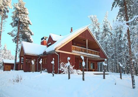 Torassieppi, Muonio, Lapland, Finland