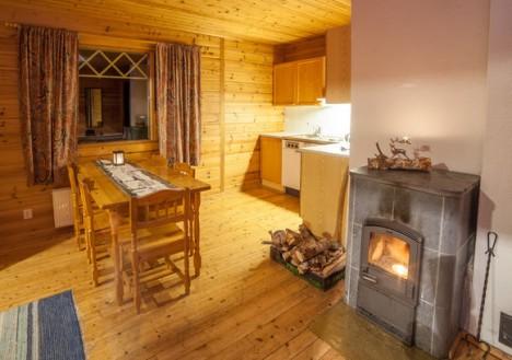 Cabin with sauna, Torassieppi, Muonio, Lapland, Finland