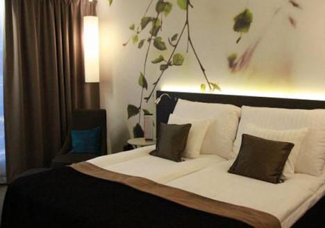 Standard Double Room, Clarion Sense, Lulea
