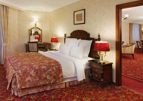 Presidential Suite, Marriott Royal Aurora