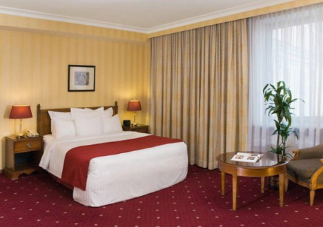 Deluxe Guest Room, Marriott Royal Aurora