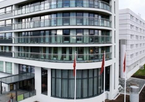Exterior, Scandic Hotel Alta