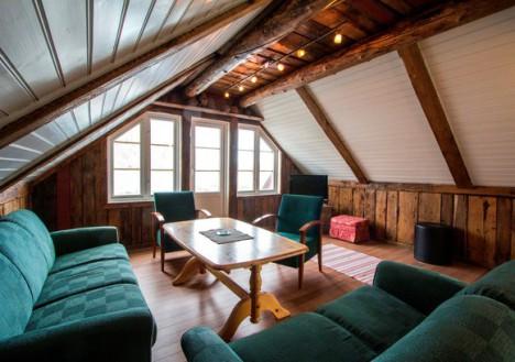 Rorbu Suite