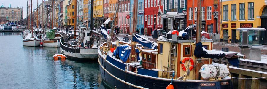 Copenhagen & Zealand