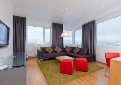 Suite, Thon Hotels Kirkenes