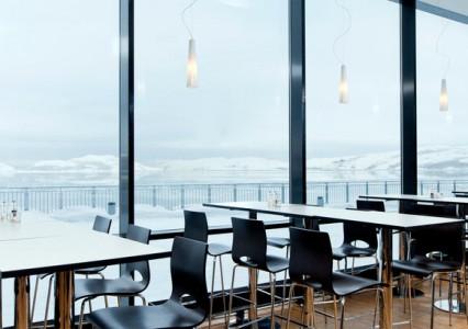 Breakfast Room, Thon Hotels Kirkenes