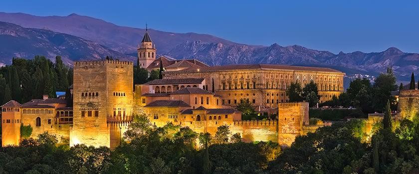 Granada Holidays 2016 ...