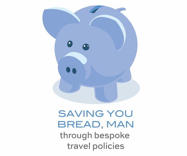 Saving you bread, man